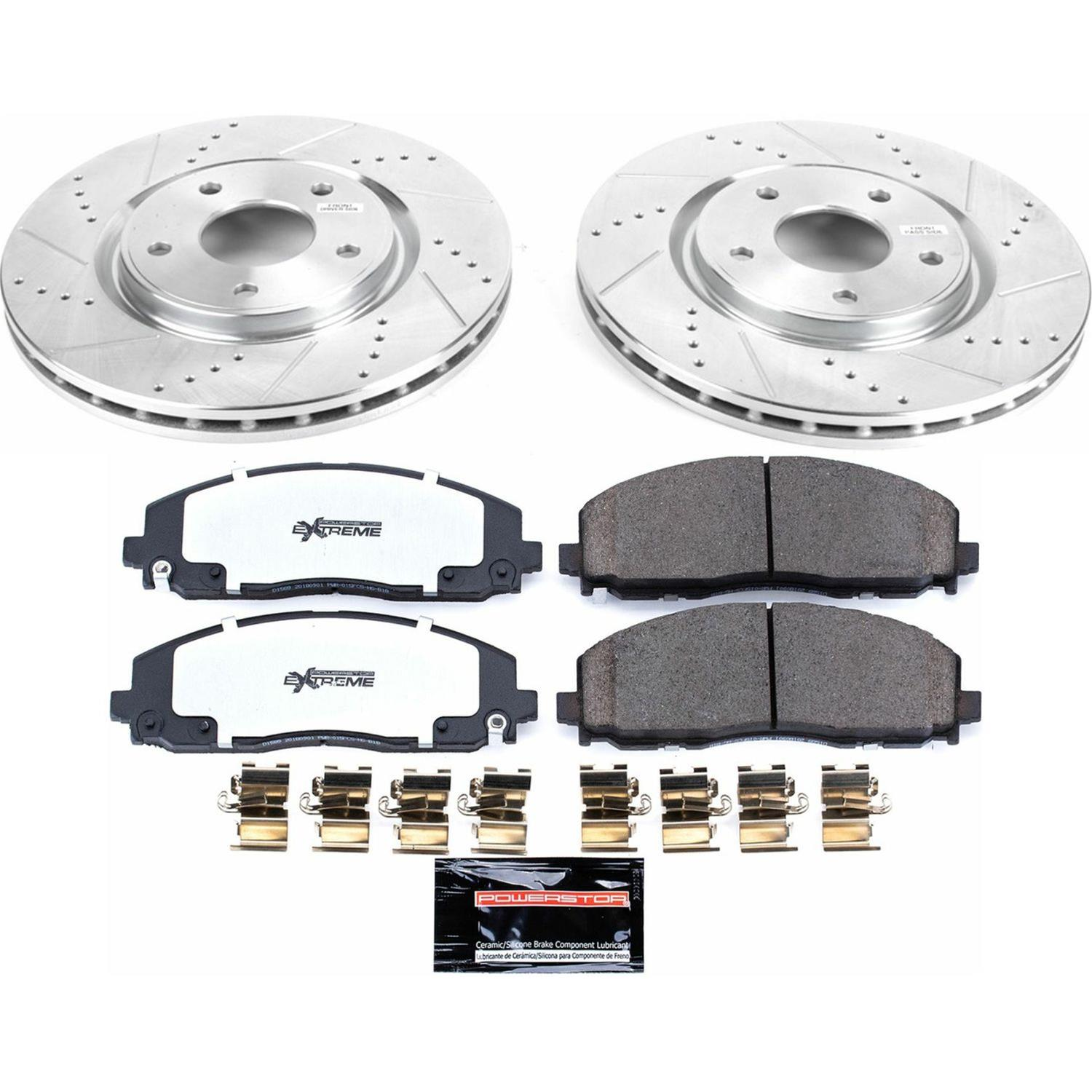 KOE5960 Power Stop Autospecialty Brake Kits