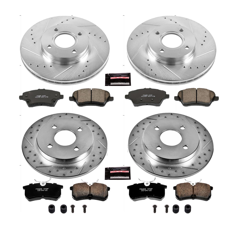 EBC S4KR1053 Stage-4 Signature Brake Kit