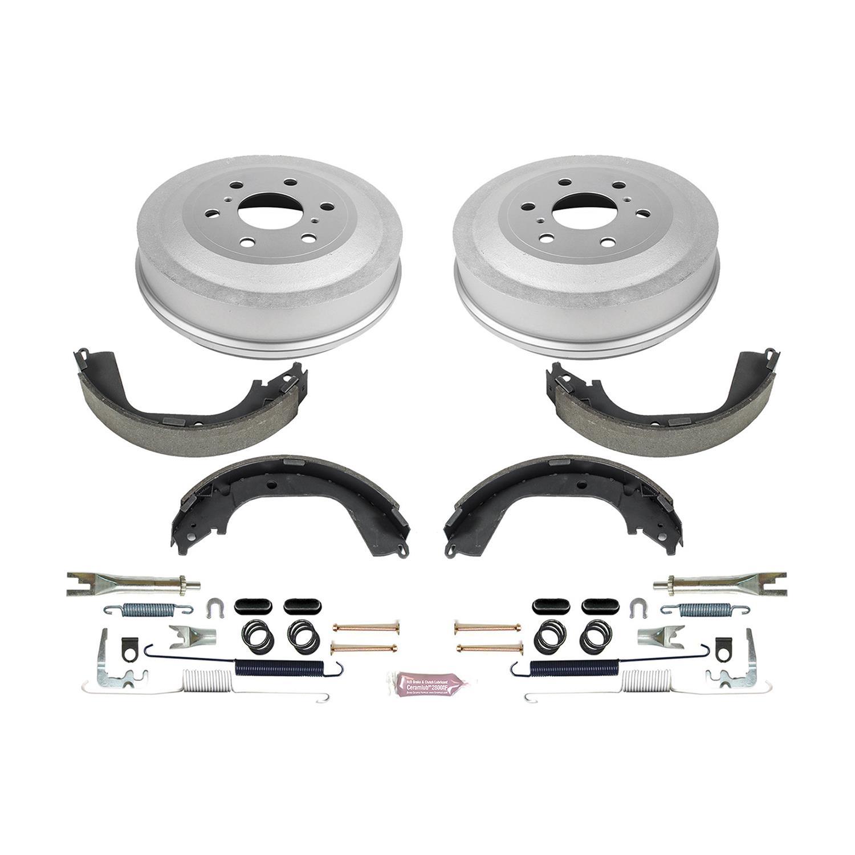 Drum Brake Shoe and Drum Kit-Service Kit Rear Crown 52005350KE