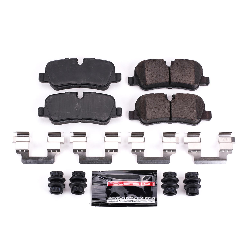 Brake Pad Wear Sensor ROADFAR 2Pcs Rear Fit For 2007-2014 Mini Cooper