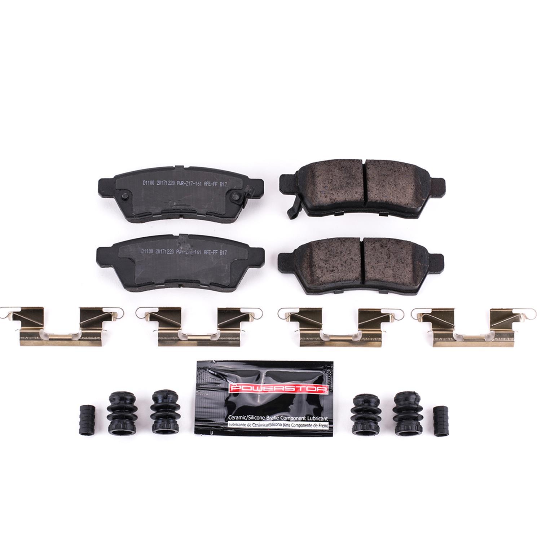 Z23-1108 Z23 Evolution Sport Brake Pads Rear Power Stop