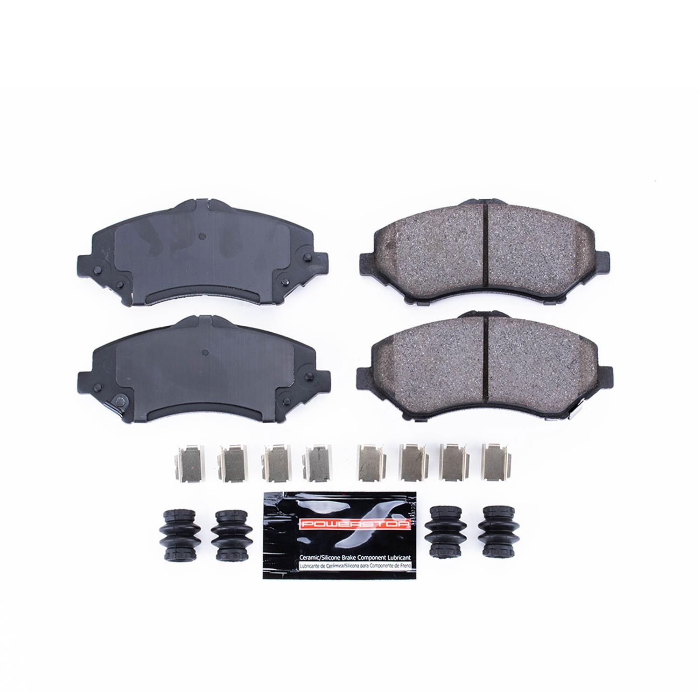 Z23 Evolution Sport Brake Pads Rear Power Stop Z23-1212