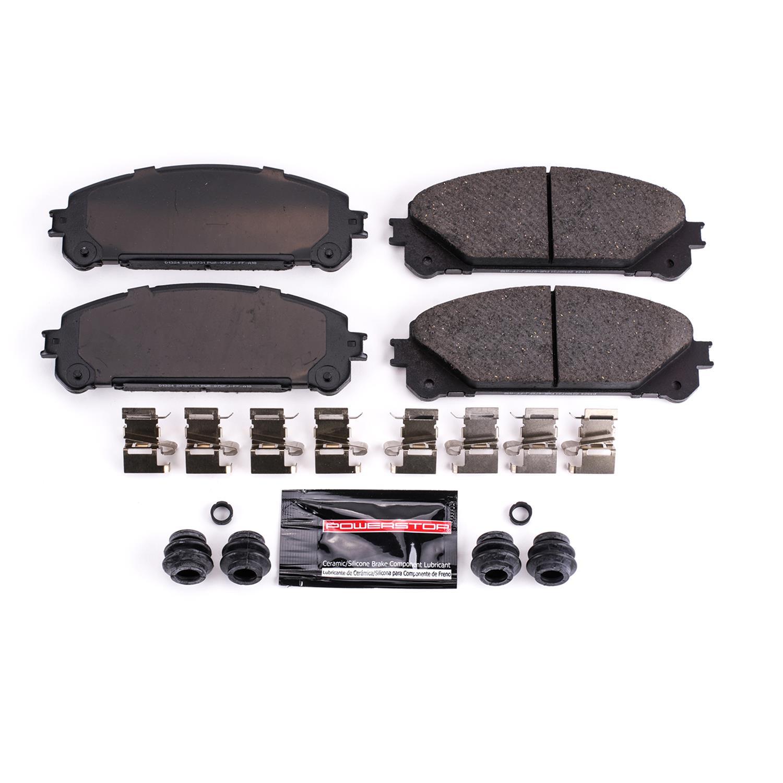 Power Stop Z23-1391A Z23 Evolution Sport Brake Pad