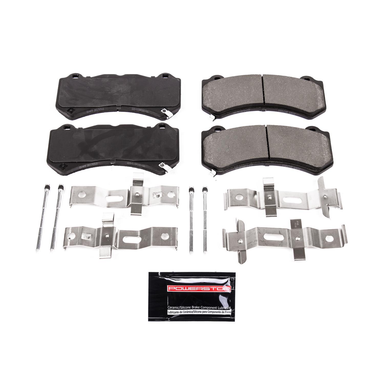 Power Stop Z23-1454A Front Z23 Evolution Sport Brake Pads