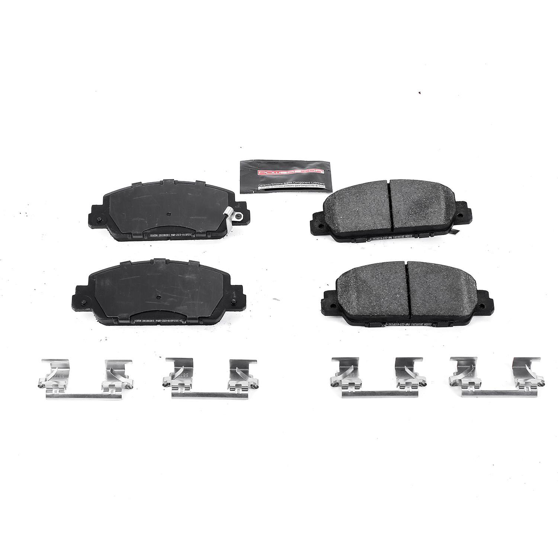 Z23 Evolution Sport Brake Pads Rear Power Stop Z23-1451