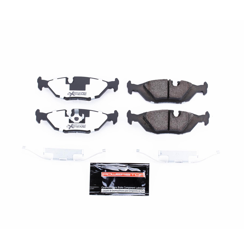 Hawk Performance HB470Z.643 Performance Ceramic Brake Pad