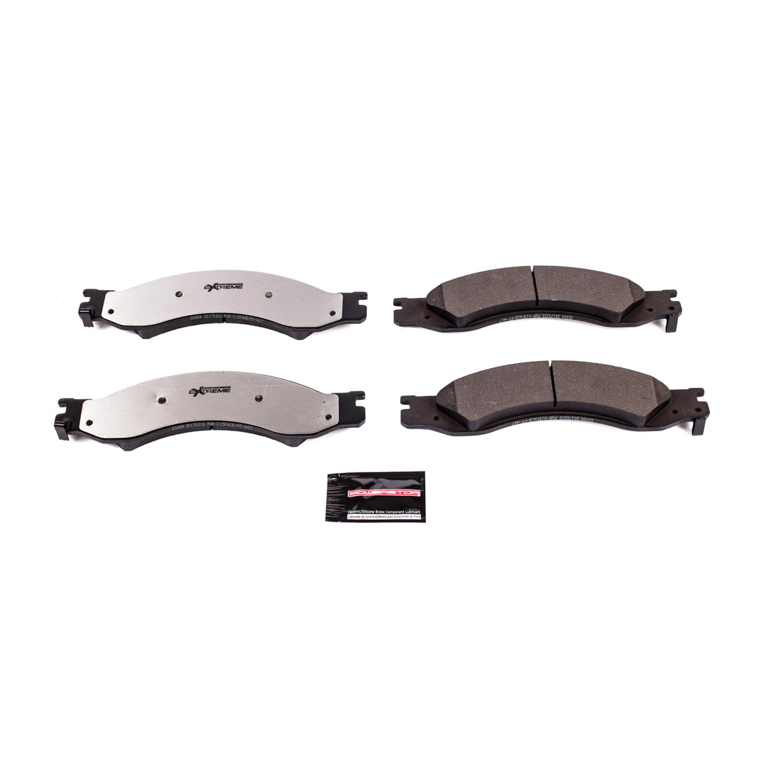 Power Stop Z36-1064 Rear Z36 Truck and Tow Brake Pad
