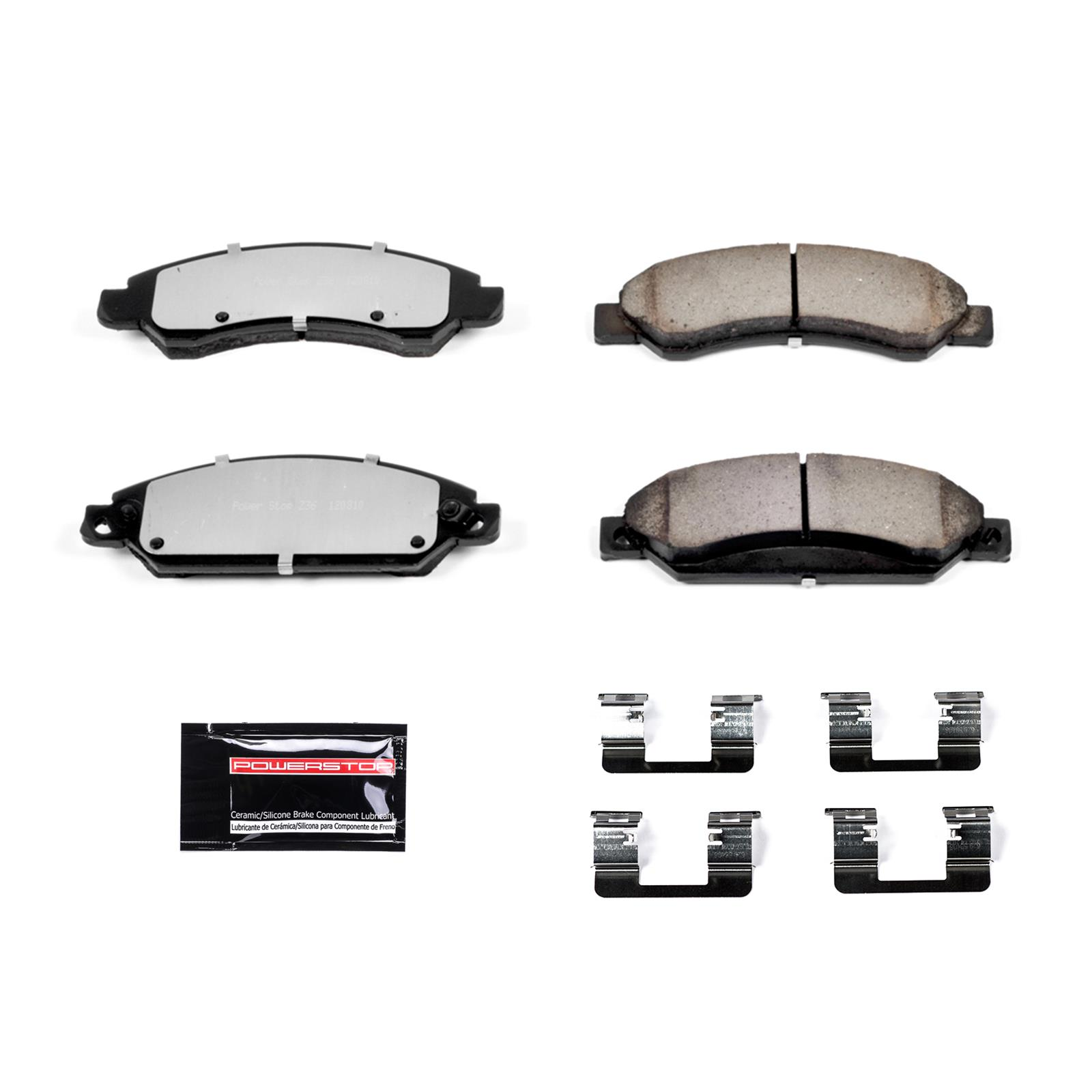 Power Stop Z36 Truck and Tow Brake Pad Z36-1194