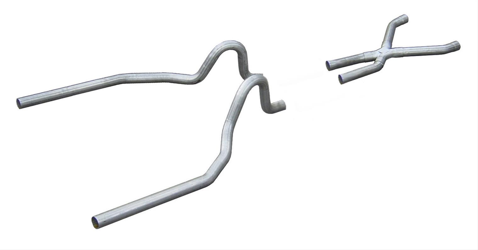 pypes exhaust system race pro header