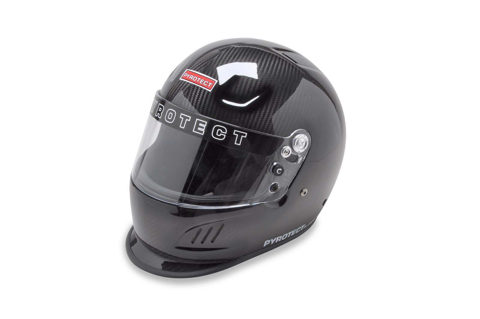 S M L XL - Snell SA2015 Pyrotect Pro Sport Duckbill Top Air Helmet All Sizes