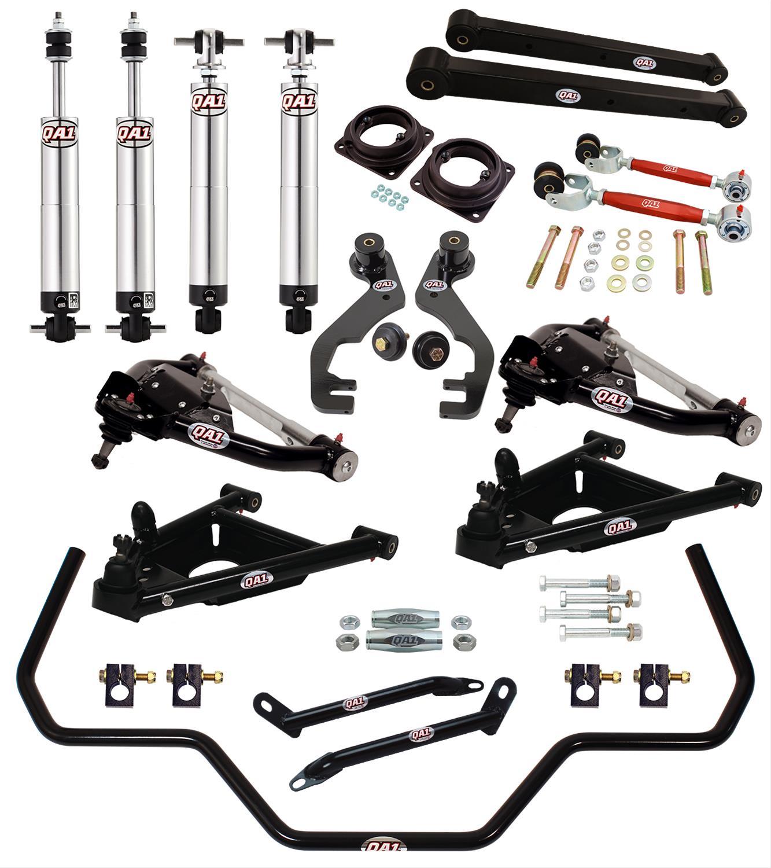 QA1 Level 1 Drag Racing Suspension Kits DK01-GMG1