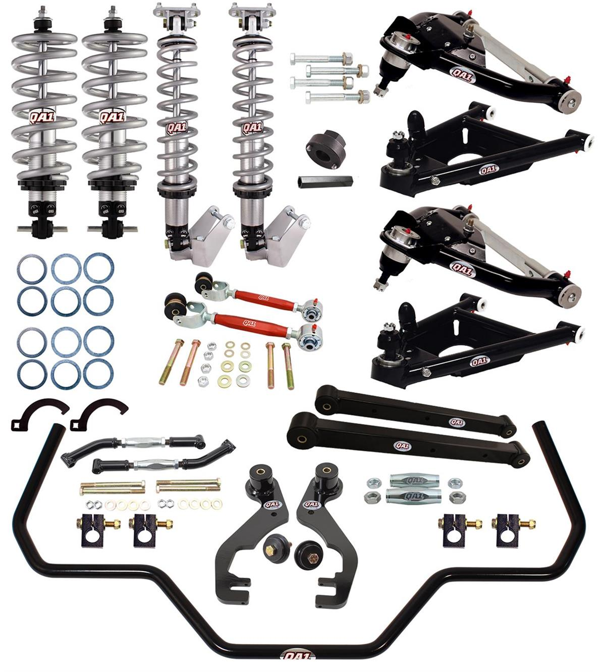 QA1 Level 2 Drag Racing Suspension Kits DK02-GMG1