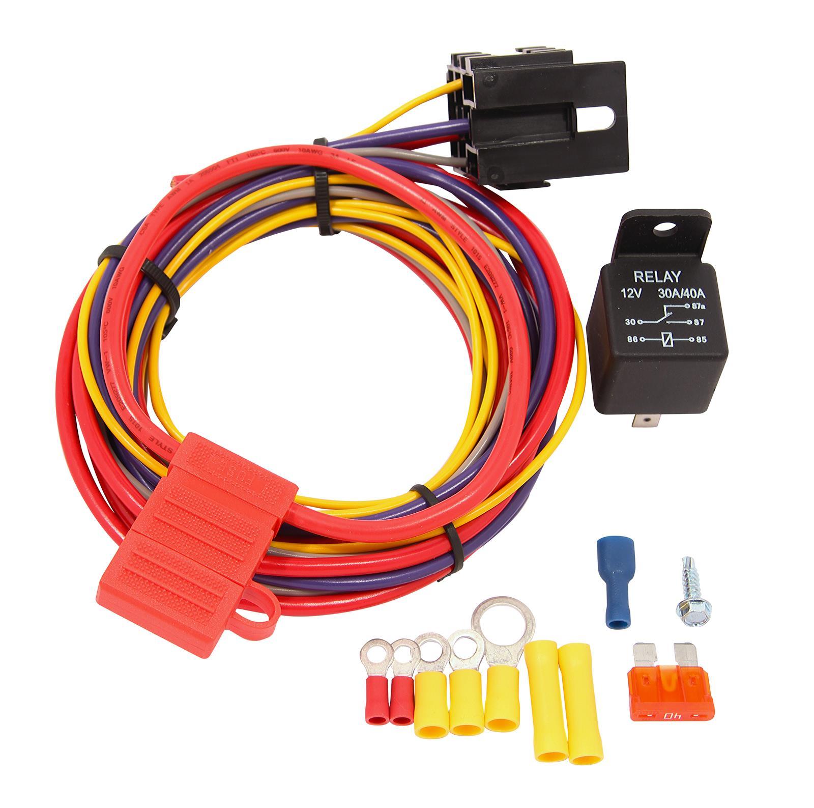 quick fuel fuel pump wiring kits 30 199qft free shipping. Black Bedroom Furniture Sets. Home Design Ideas