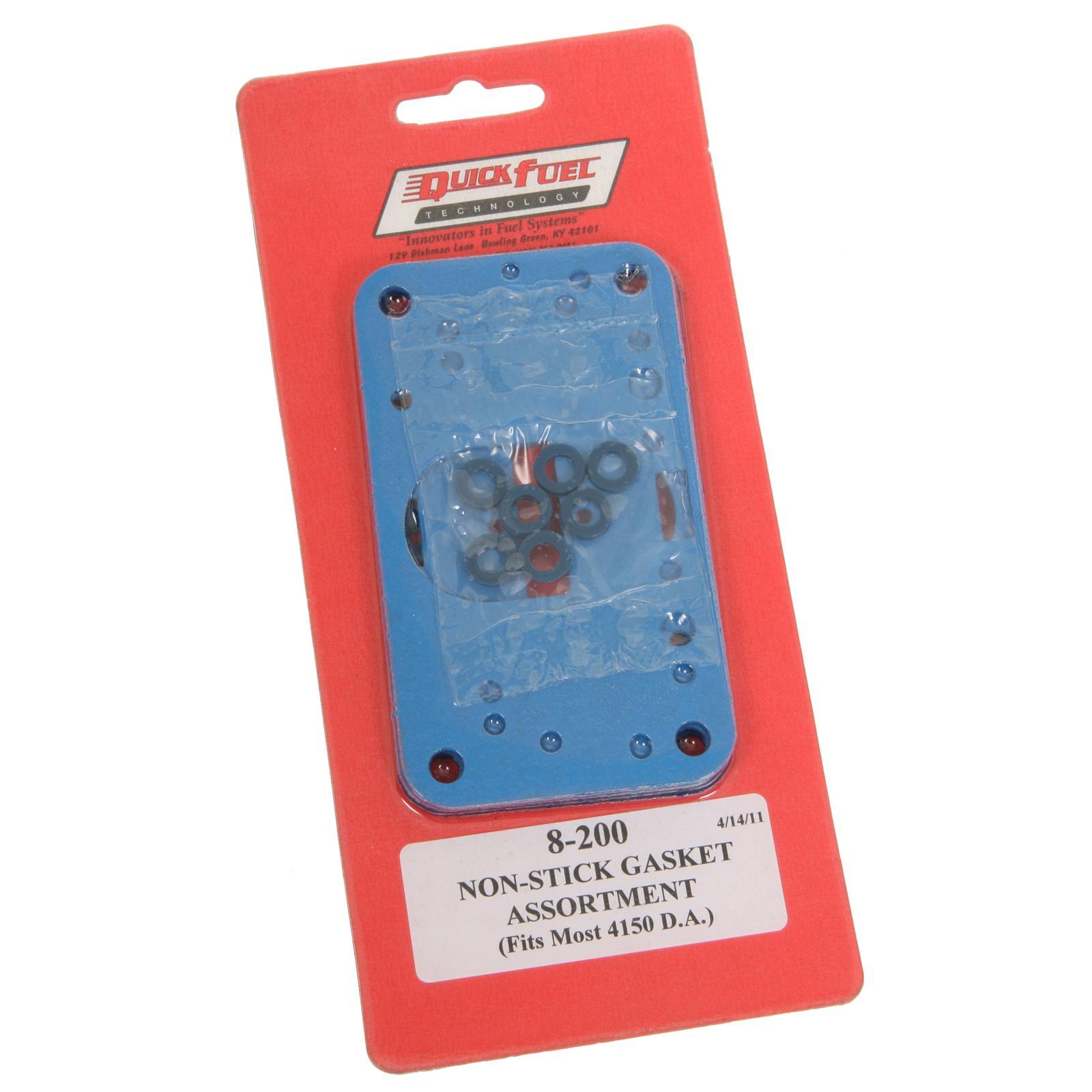 Holley 108-200 Carb Gasket Kit Gasket Assortment