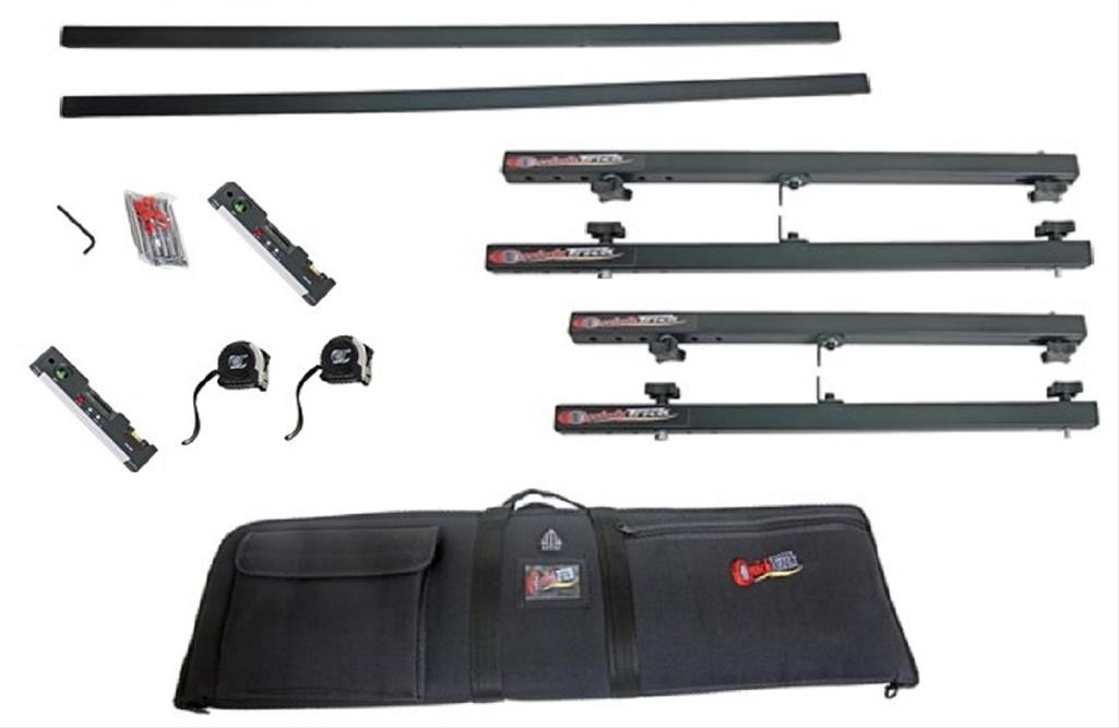 Wheel Alignment Tools >> Quick Trick Alignment Total Package Dual Verticals Wheel Alignment Tools E90042