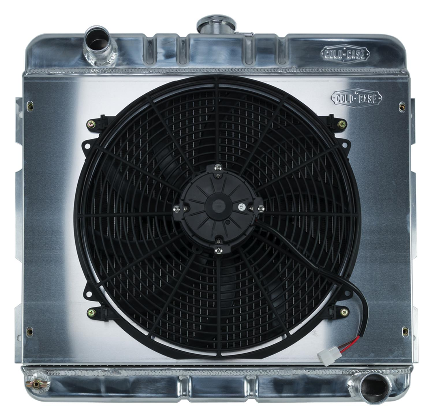 Cold Case Direct-Fit Aluminum Radiator Modules MOP755K