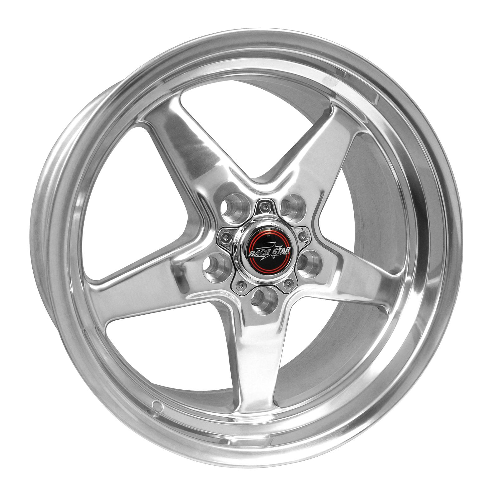 Race star 92 drag star polished wheels 92 795452dp free shipping on orders over 99 at summit racing
