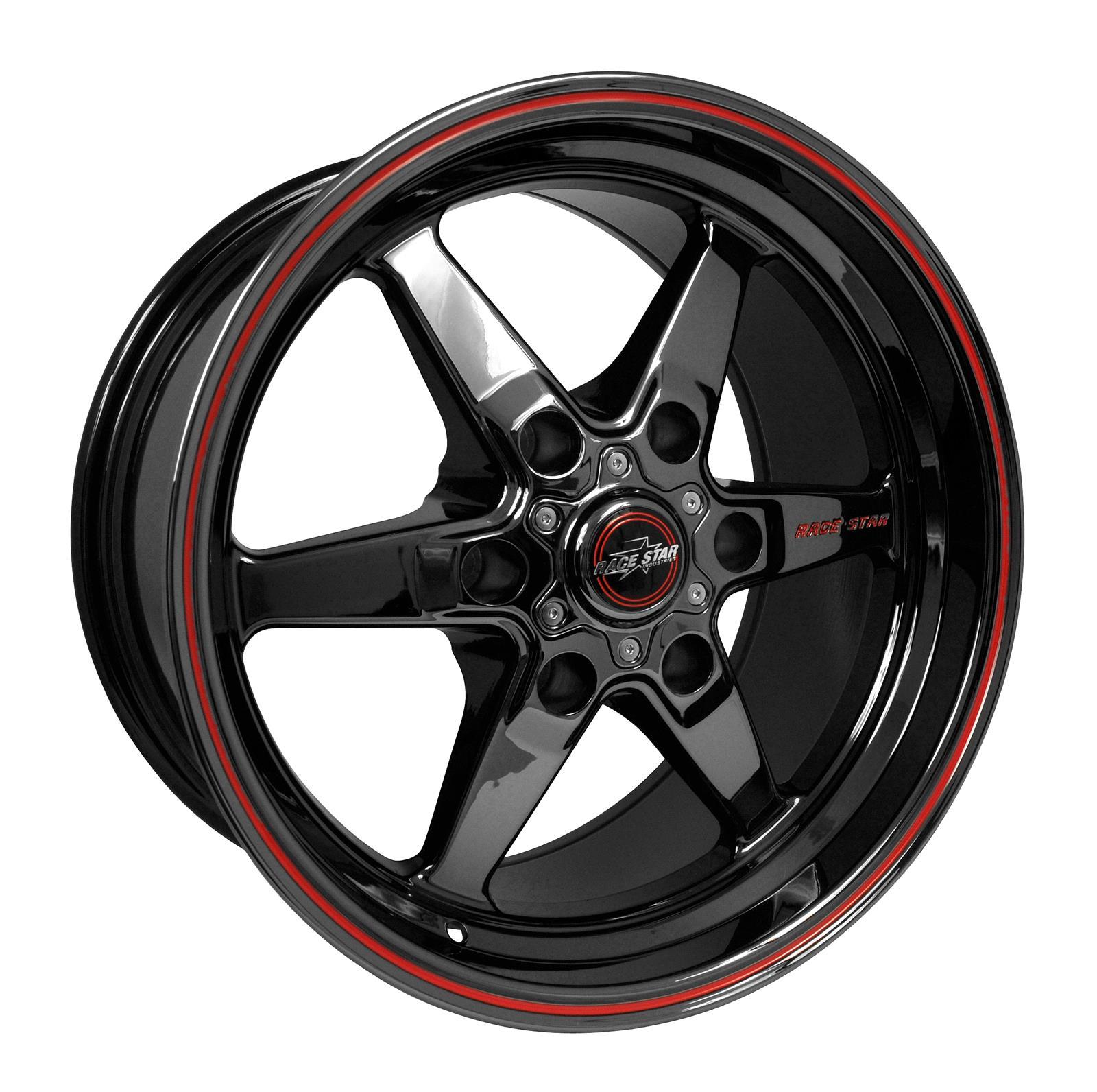 Race Star 93 Truck Star Black Chrome Wheels 93 795752bc