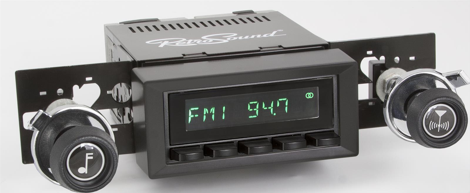 Retro Sound USA Hermosa Radios HB-M2-216-37-73