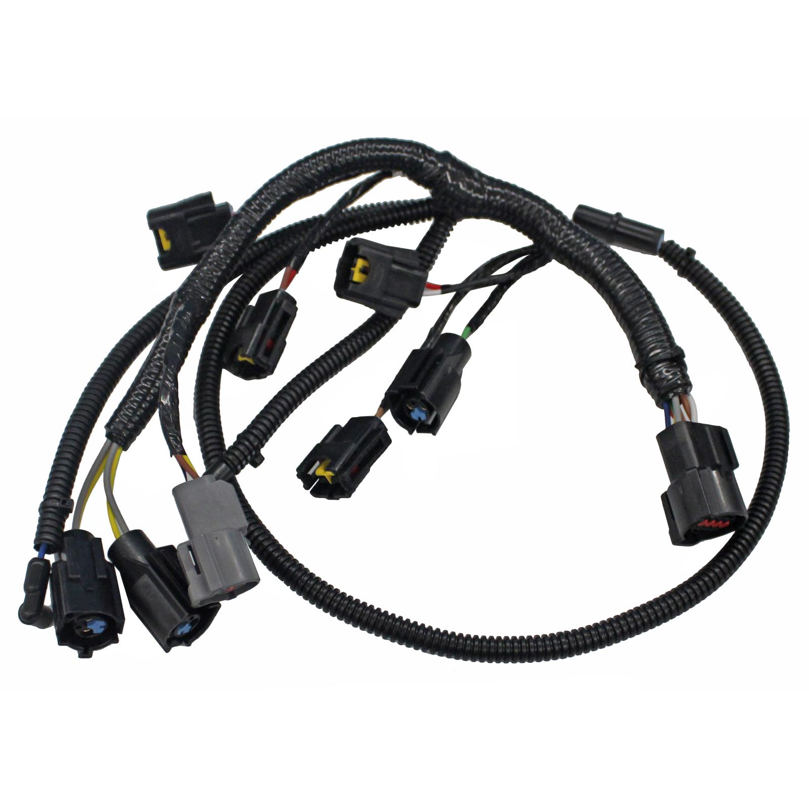 ron francis wiring replacement ford 2.3l turbo efi injector harnesses fh23  summit racing