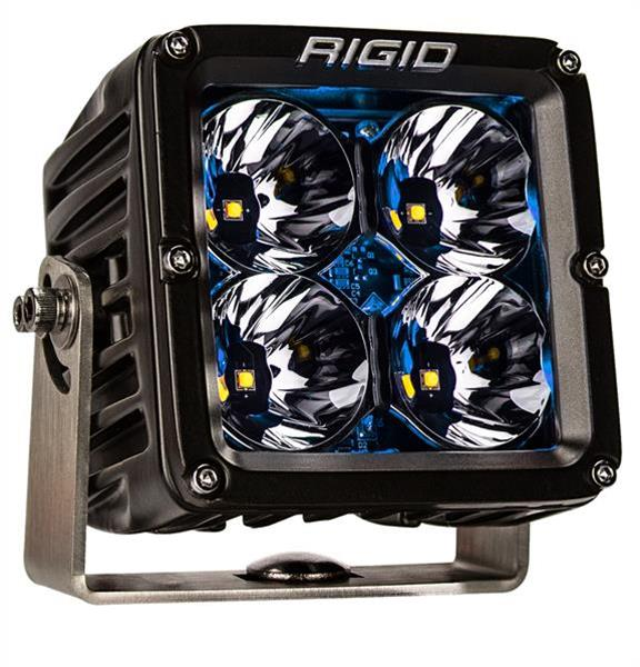 RIGID Industries 202213 D-Series PRO LED Lights Pair of Dually Spot Projection
