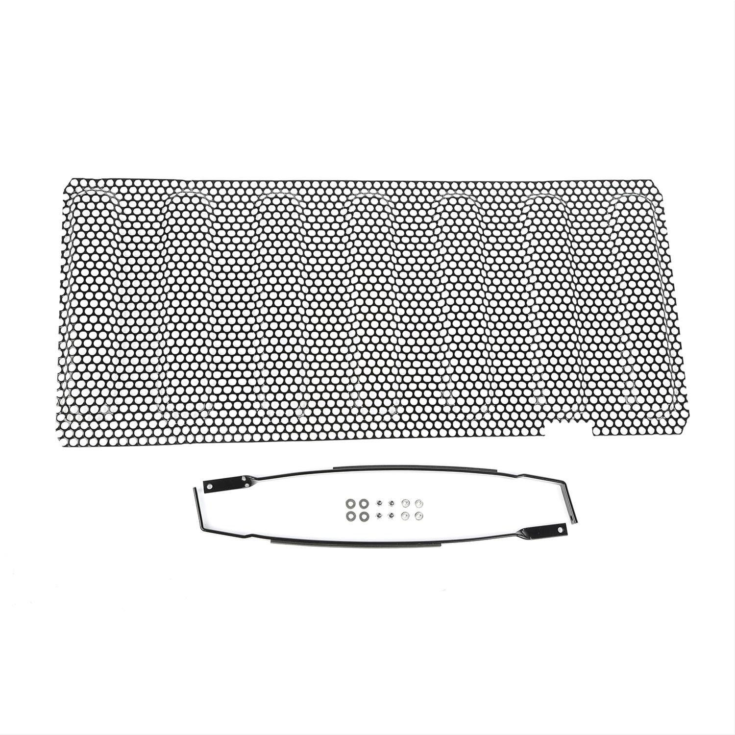 Rugged Ridge 11401.22 Stainless Steel Grille Insert