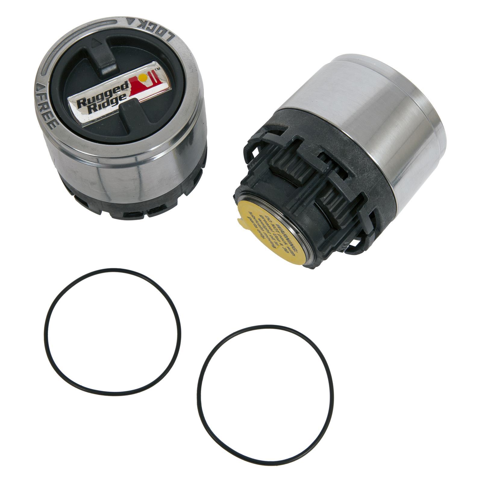 Rugged Ridge Manual Locking Hubs 15001 70