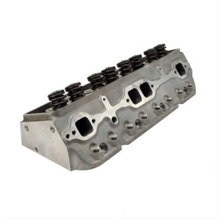 RHS Pro Action Small Block Chevrolet Cylinder Heads 12048