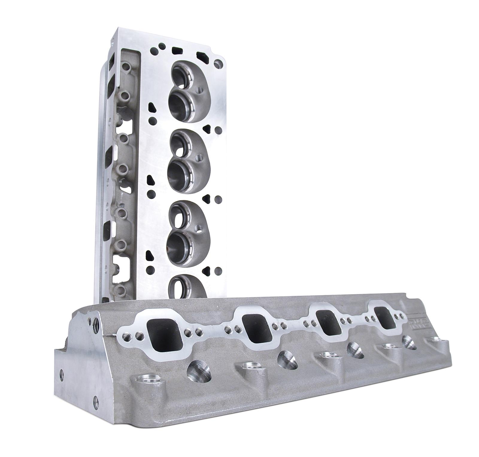 RHS Pro Action Small Block Ford Cylinder Heads 35011