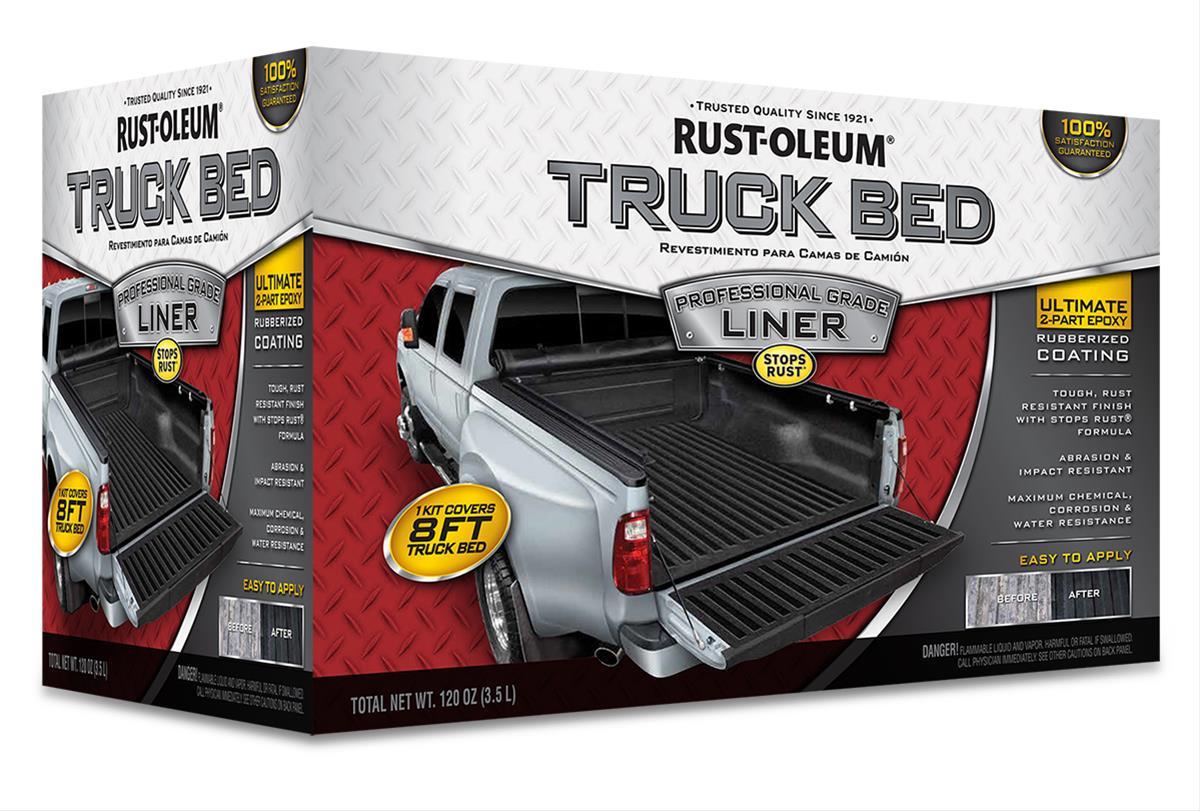 Rust Oleum Professional Grade Truck Bed Liner Kits