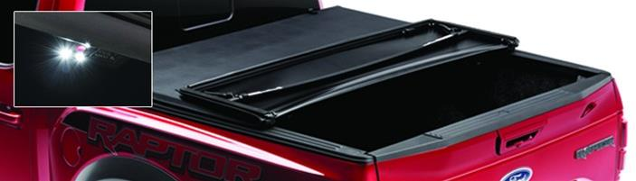 Rugged Liner Fcf5515 Rugged Liner Premium Folding Tonneau Covers Summit Racing