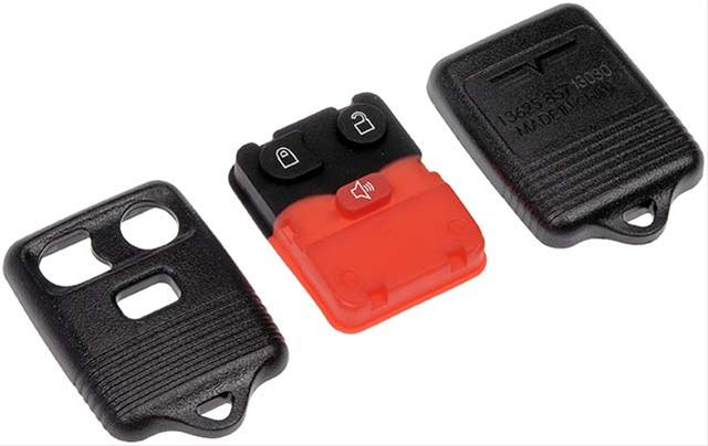 Key Fob Replacement >> Ford Explorer Sport Trac Dorman Keyless Entry Remote Replacement Key Fob Cases 13625