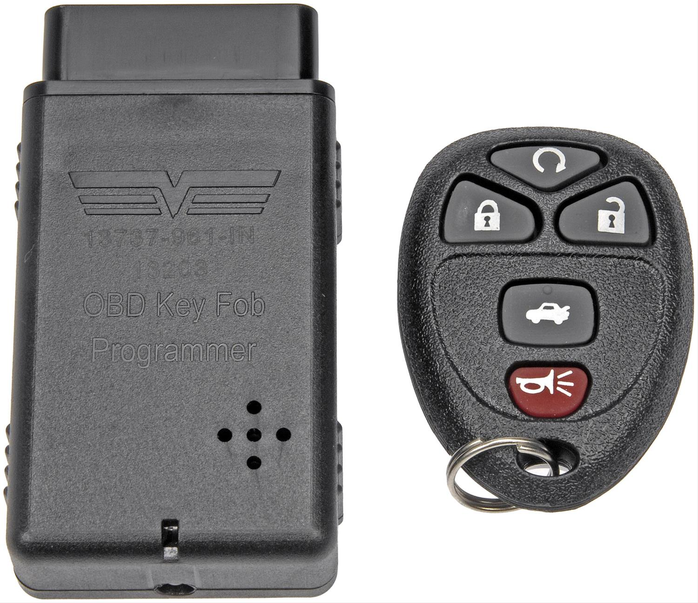 Keyless Entry Remote >> Dorman Keyless Entry Remote Key Fobs 13731