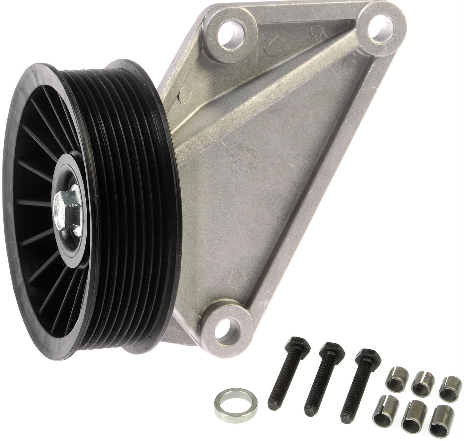 Dorman Air Conditioner Bypass Brackets  Free Shipping On Orders Over  At Summit Racing