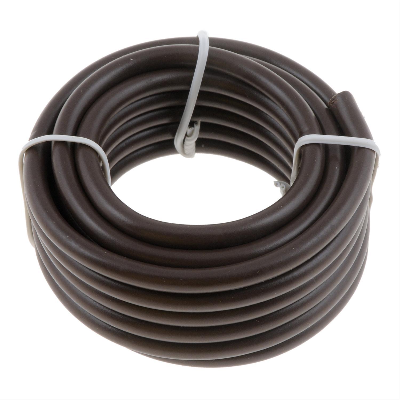 8 Gauge Electrical Wire : Dorman electrical wire gauge ft long brown each ebay