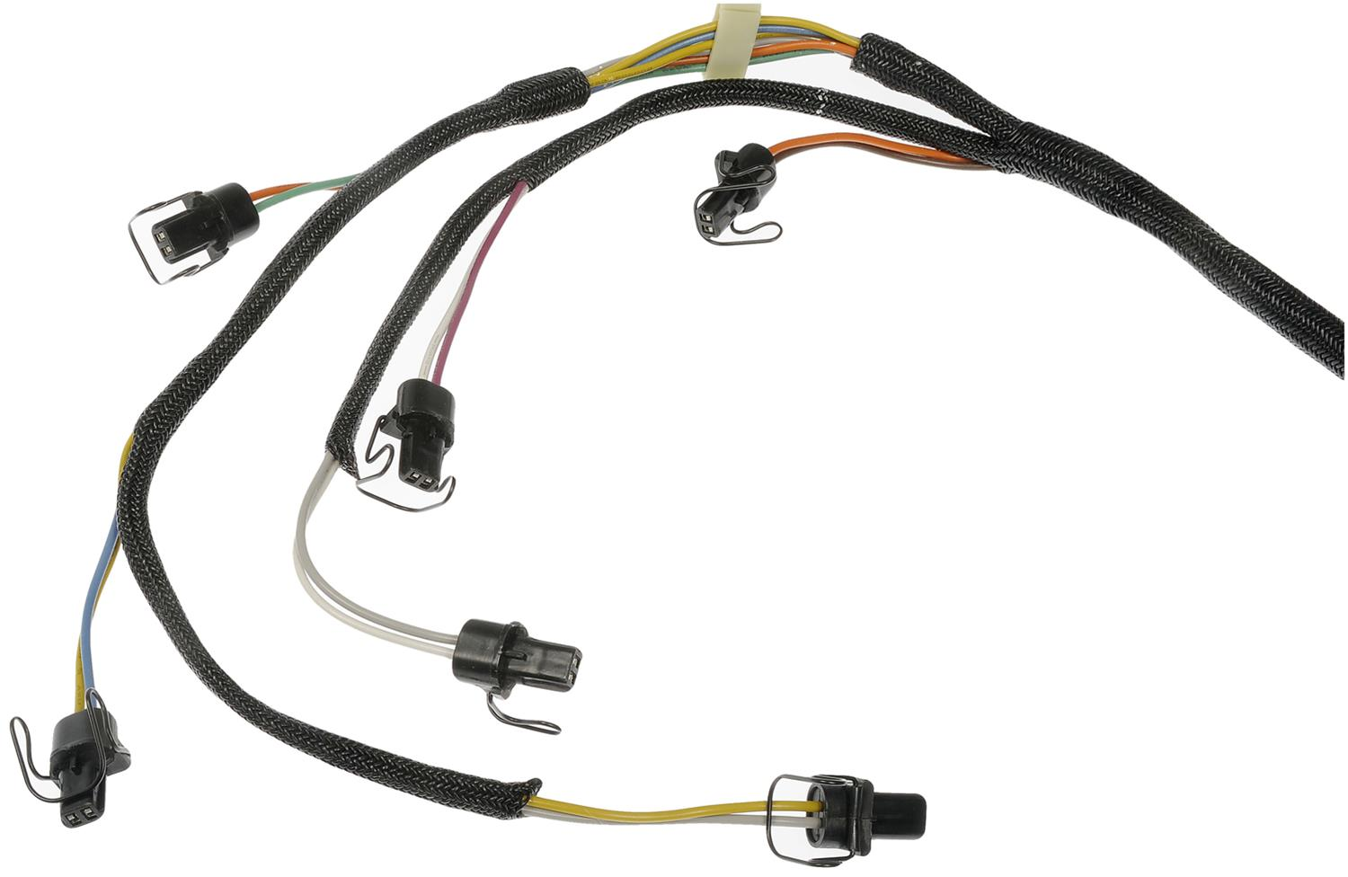 Wiring Harnes For Fuel Line