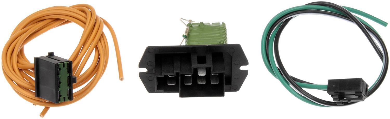 HVAC Blower Motor Resistor Connector Dorman 645-560