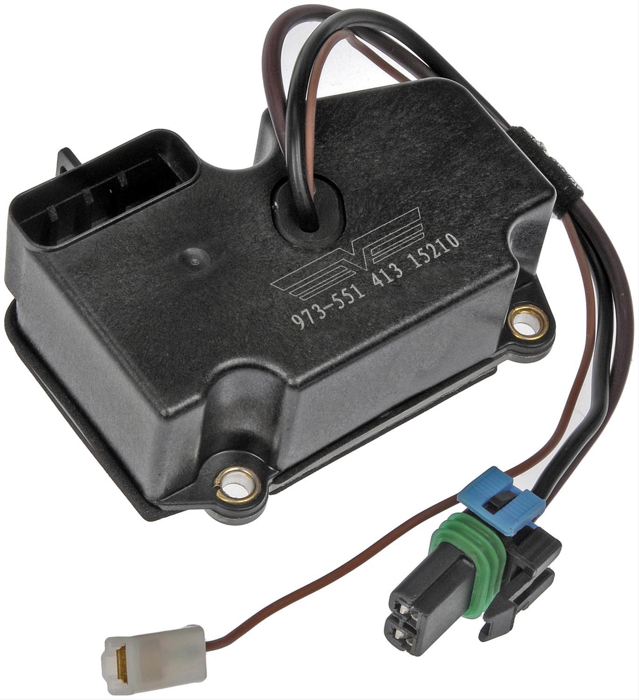 Dorman 973-551 Blower Motor Resistor Kit with Harness
