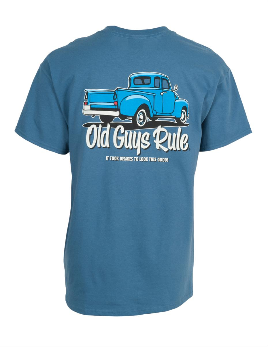 Old Guys Rule It Took Decades To Look This Good T Shirt