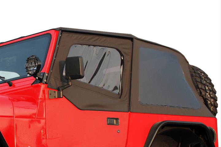 Rampage Trail Top All Season Frameless Soft Tops 109435