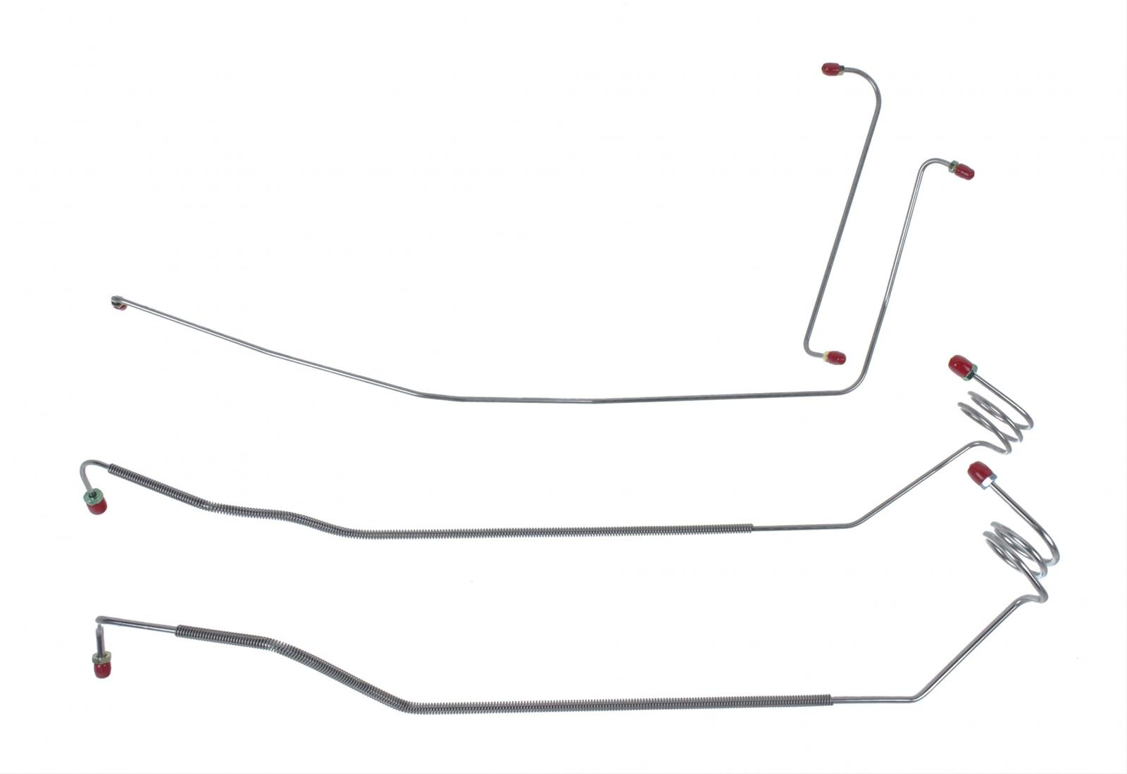 2001 gmc sierra abs brake lines diagram