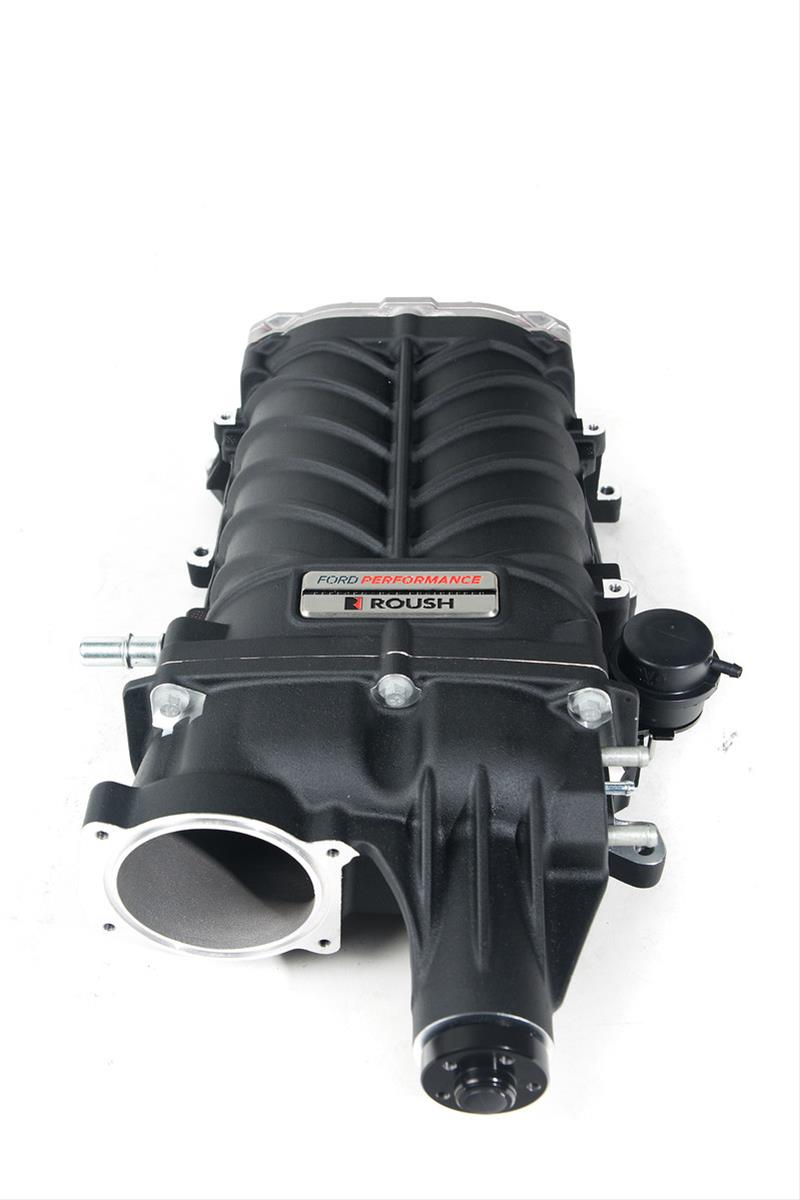 Roush 2018-19 5 0L Mustang Phase 1 Supercharger Kits 422090