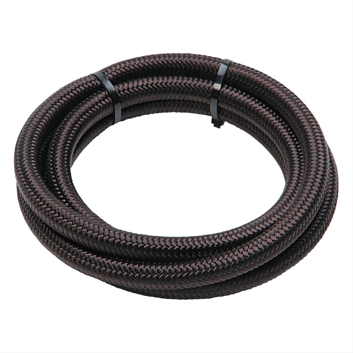 Silver Hose /& Stainless Blue Banjos Pro Braking PBR9226-SIL-BLU Rear Braided Brake Line