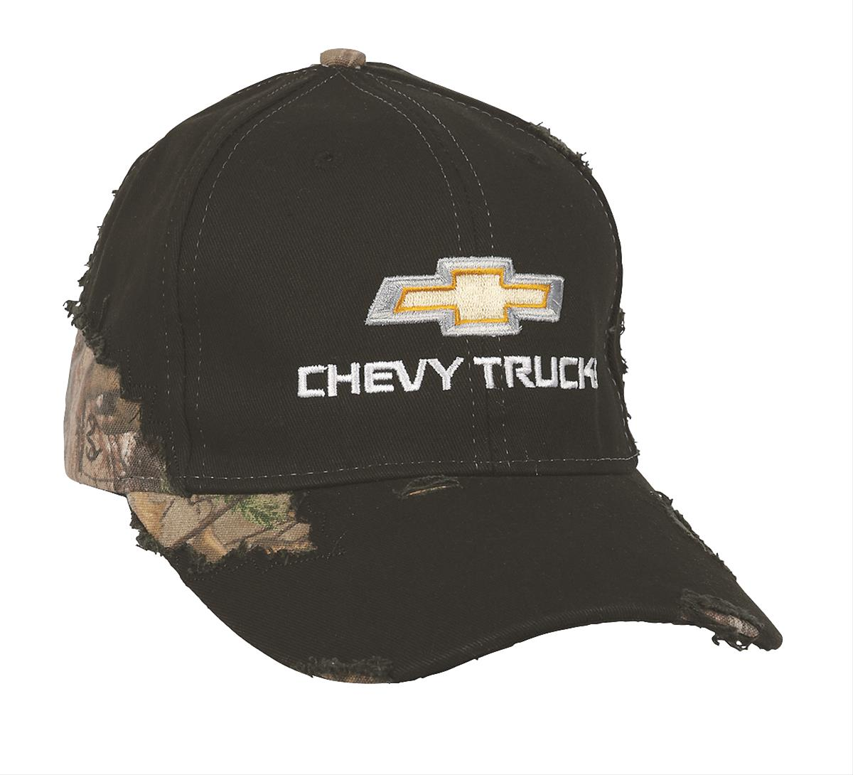 Chevy Trucks Cap Nc200 Free Shipping On Orders Over 99 At Summit Racing