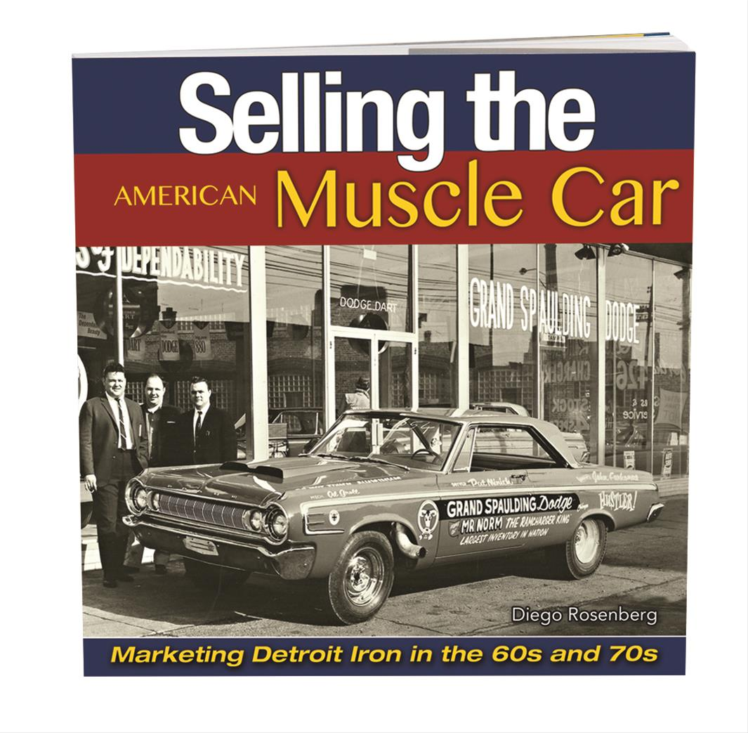 Selling the American Muscle Car CT542 - Free Shipping on Orders Over ...