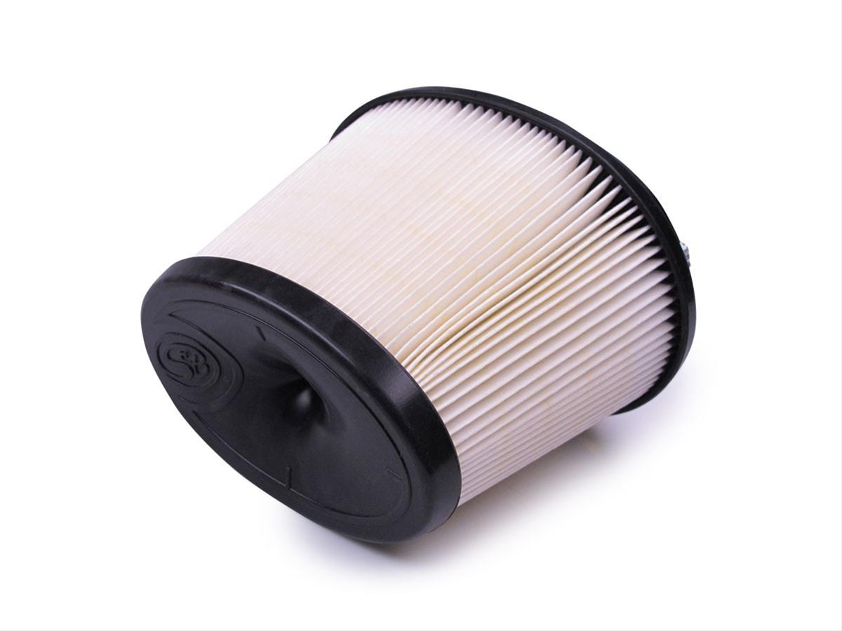 S/&B Cold Air Intake Replacement Dry Filter KF-1062D