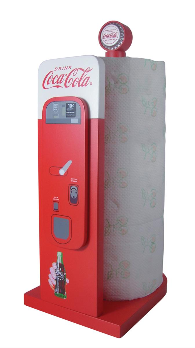 coca cola vending machine paper towel holder 4400 63 free shipping on orders over 99 at. Black Bedroom Furniture Sets. Home Design Ideas