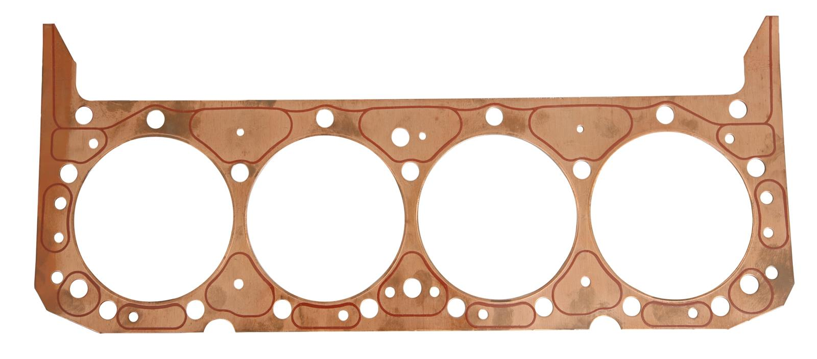 SCE Gasket S36156 ICS Titan 4.155 x 0.062 Copper Head Gasket 2 Piece