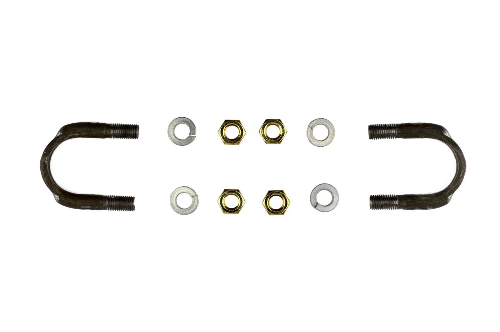 Spicer Drivetrain Products U-Joint U-Bolt Kits 2-94-28X
