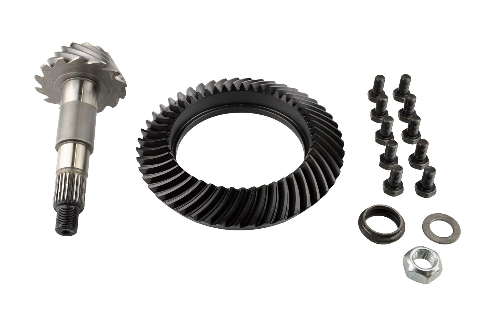 Spicer 2002556-5 Ring and Pinion Gear Set